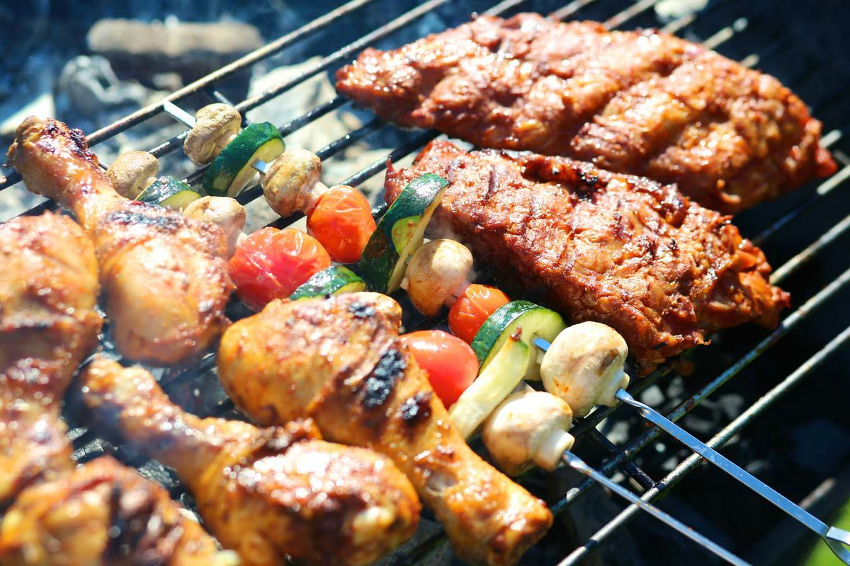 Barbecue cateraar
